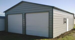 Garages Carports Rv Carports Pre fab Barns Steel Building Storage Sheds