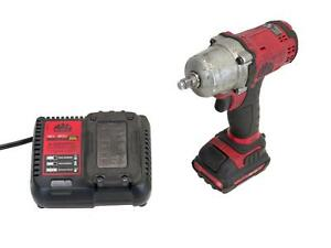 Mac Tools 3 8 Drive 12v Lithium Ion Cordless Impact Wrench Bwp038