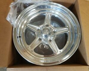 Billet Specialties Rs035106175n Street Lite Wheel 15x10 7 5 Bs 5x4 75 Bc