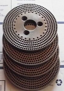 Ellis Dividing Head Plates 4 5 6 7 Can Also Used On A Precision Head