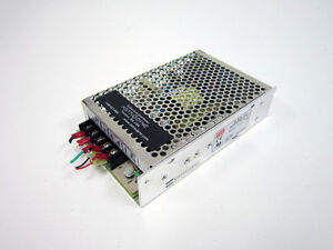 Meanwell S 60 12 Switching Power Supply 60w 12v 5a Mean Well