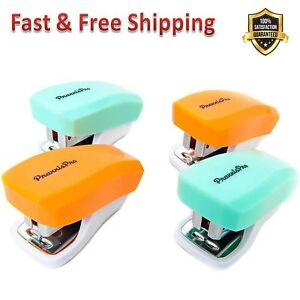 Stapler Built Staple Remover Creamsicle Daiquiri Ice For Home Office School