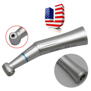 Usa Skysea Dental Slow Inner Water Contra Angle Handpiece Push Button E type Ijs
