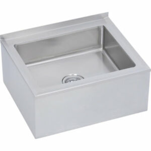 Elkay Flr 3x Ssp One Compartment Mop Sink Stainless Steel