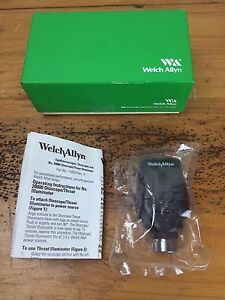 New Welch Allyn 3 5v Standard Ophthalmoscope 11710