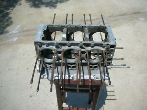 Corvair Replacement Engine Block 164 Cu In All Years All Models Fc Greenbrie