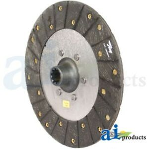 A48244 Clutch Disc For Case ih Tractor 1290 1294 1390 David Brown 1210 1212 990