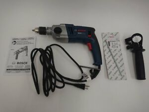 Bosch 8 5 Amp 1 2 In Two speed Hammer Drill Hd18 2 rt Reconditioned Mint