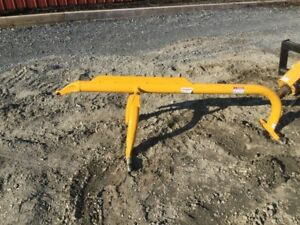 2016 Danuser Post Hole Digger Attachment Foe Skid Steer Loaders Or Tractors