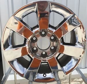 18 Inch 2007 2008 2009 2010 Ford Expedition Oem Alloy Wheel Rim 3658 18x8 5 C