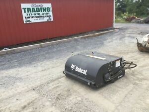 2014 Bobcat 44 Sweeper Attachment For Skid Steer Loaders Coming Soon