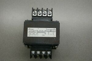 Square D 0 25 Kva Industrial Control Transformer 9070t250d1 New old Stock