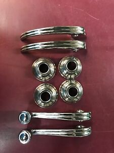 1947 Ford Pickup Truck Inside Door Handle Window Crank Kit