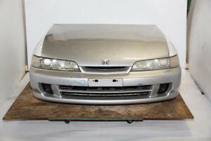Jdm Dc1 Honda Integra Sir g Gsr Acura Front End Bumper Hood Fenders Headlights