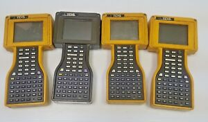 Tds Ranger 200c Lot Of 4 Data Collectors not Working parts Only