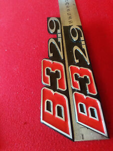 Bmw Alpina E30 B3 2 9 Badge Emblem Set 325i 329i Stroker