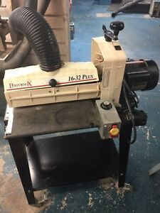 Performax 16 32 Drum Sander With Stand Excellend Conditiona Well Maintained