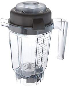 Vitamix 62947 Container compact Stackable With Aerating Blade Asse 32 Oz