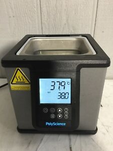 Polyscience Wb02 Digital General Purpose Water Bath 2 L Capacity 120v 60