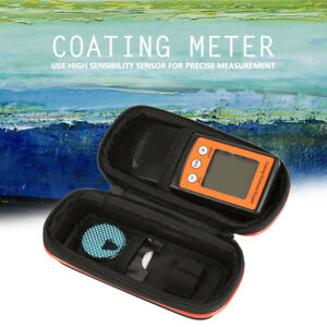 Cm8801fn Digital Paint Thickness Meter Lcd Car Coating Thickness Gauge Tester Us