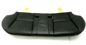 2006 2007 Mazdaspeed Mazda 6 Speed Ms6 Rear Leather Seat Bottom Cushion Black Sf
