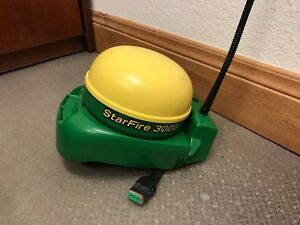 John Deere Sf3000 W Rtk Activation 900mhz Radio