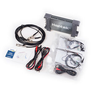 Hantek 6254be Car Auto Digital Oscilloscope 1gsa s Usb 250mhz 4ch Pc 4channel