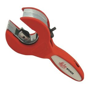 Malco Tools Rtc829 Ratchet Action Tube Cutter 5 16 1 1 8