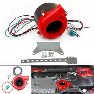 Car Modified Universal Electronic Turbine Turbo Blow Off Valve Analog Sound Bov