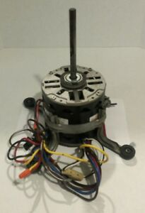 A o Smith 1 2 Hp Blower Motor F48sp6l12 Hvac