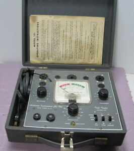 Accurate Model 151 Tube Tester