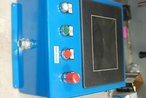 Automation Direct Ea7 t8c 8 Touch Screen Mounted In Panel Never Used
