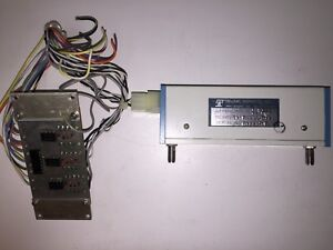 Telonic Berkeley 8367ss3a 103 Programmable Step Attenuator