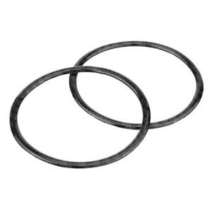 2pcs Door Audio Speaker Trim Ring Cover Decoration For Ford Mustang 2015 2017 Bt