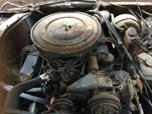 Used 1974 Ford F350 Complete Take Out 460 C i Vin J Engine Assembly