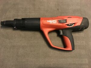 Hilti Dx 460 Powder Actuated Tool With X 5 460 f8 Fastener Very Nice