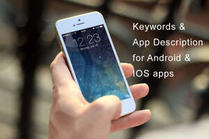 Aso Title And Great App Description Gold Package