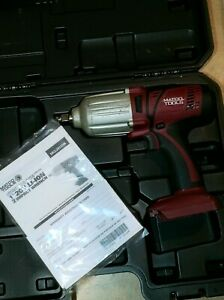 Matco Infinium Tools 1 2 Impact Wrench Red Mcl2012iw 725ft Lbs 20v Gun Euc