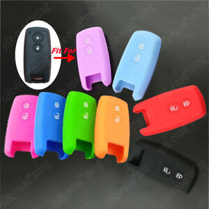 Smart Key Case Protective Silicone Cover For Suzuki Grand Vitara Sx4 Swift Xl 7