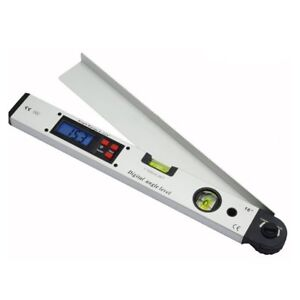 Durable Protractor Electronic Laser Spirit Level Digital Display Angle Meter