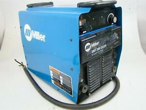 Miller Dc Inverter Arc Welder 1ph Or 3ph 230 460v Mig tig stick Xmt 304 Cc cv