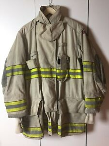 Globe Firefighter Suits Gx Extreme Jacket Coat Bunker Fire Turnout Gear 44 X 35
