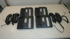 Lot Of 4 Siemens Optipoint 500 Voip Desk Office Business Phone