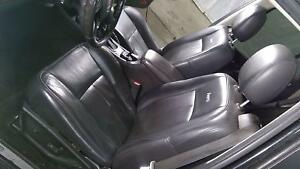 Saab 9 7x Trailblazer Ss Complete Leather Seat Set Front And Rear