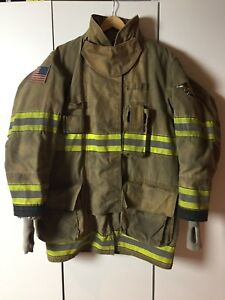 Globe Firefighter Suits Gx Extreme Jacket Coat Bunker Fire Turnout Gear 42 X 35