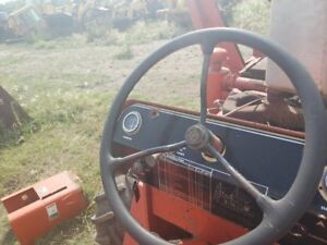 Ditch Witch R40 Steering Wheel And Steering Valve