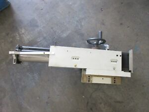 94 Mitsubishi Dwc 90sb Edm Z Axis Head Spindle Wire Assembly Unit