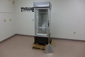 New Hatco Pfst 1x Flav r savor Food Pizza Fry Tall Holding Cabinet Display