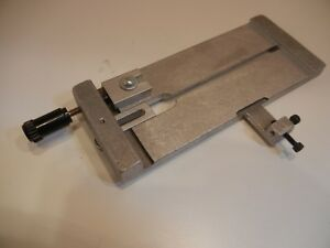 Kingsley Hot Foil Stamping Machine Pencil Attachment Guide Am 101