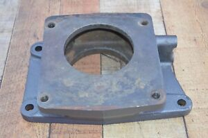 Jeep Cj Jeepster Commando 225 Dauntless V6 T14 T86 Transmission Adapter 1967 71